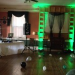 Uplighting MSJ Prom